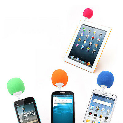 3.5mm Cute portable Audio Dock Mini Speaker Player For iPhone MP3 MP4 iPod iPad