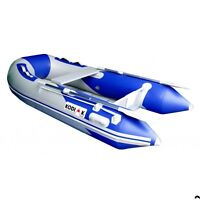 9ft Kodiak Sportsman Inflatable Boat Max 10HP 5 People, Dingy