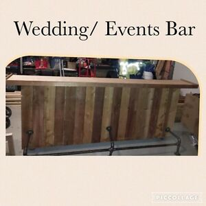 Wedding/ Events Bar for Sale