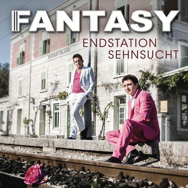 FANTASY - ENDSTATION SEHNSUCHT  CD  DEUTSCHER SCHLAGER  NEW!