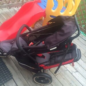 Phil and Teds double stroller $130 OBO