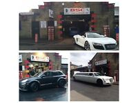 TYRE BUSINESS FOR SALE (BURNLEY)