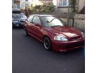 Honda Civic ek4 turbo