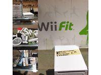 NINTENDO Wii PLUS Wii Fit n GAMES