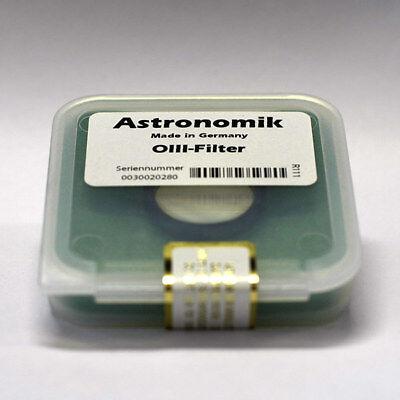 Фильтры для телескопов ASTRONOMIK - O-III