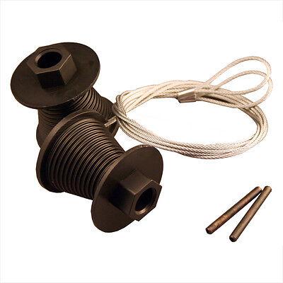 CARDALE CD45 Hex Cones CABLES lift Wires Garage Door Spares Apex Wickes Repair