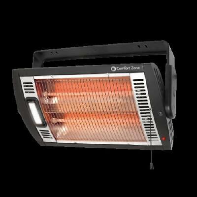 Electric Portable Heater Ceiling Mount 1,500-Watt Infrared G