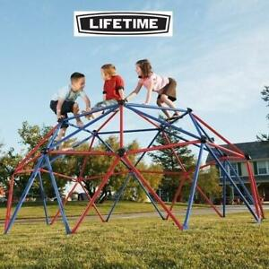 NEW LIFETIME GEODOME CLIMBER TOY 101301 248975261 YARD PATIO PLAY CENTER PLAYSET