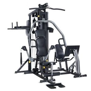 Horizon Torus 5 Home Gym Functional Trainer with Leg Press & VKR Ipswich Region Preview