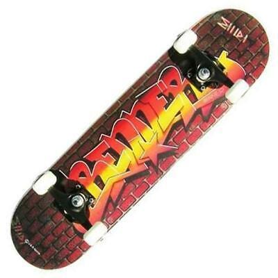 Renner A Series Graffiti Wall Skateboard