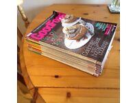 Good Food Magazines X 11