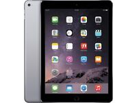 """UNOPENED BRAND NEW iPad Air 2, Apple A8X, iOS, 9.7"""", Wi-Fi & CELL, 64GB, Space Grey"""