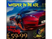 Whisper In The Air ......!! Car Window Tinting Only From £59.99 !!!!