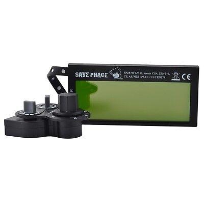 New Save Phace Gen Y Efp Adf Filter Replacement Welding Helmet Lens - 49-13
