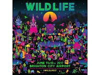 Wildlife festival cheap tickets weekend or day wild life VIP