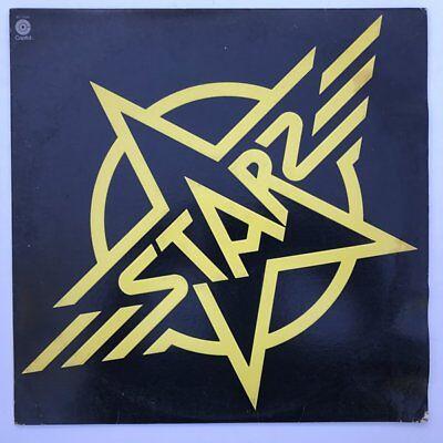 Starz 1976 Debut Lp Vg Nm Glam Pop Metal