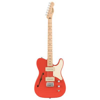 Fender SQUIER Paranormal Cabronita Telecaster Thinline MN FRD ❘ E-Gitarre