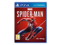 Marvel's Spider-Man + Bonus DLC PS4 Boxed