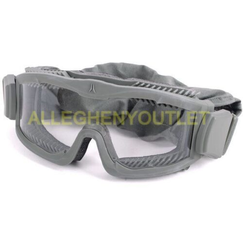 ARENA Flakjak Protective Goggle w/ Speed Sleeve, Clear Lens Foliage VGC