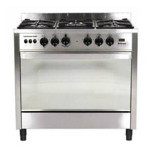 New Universal 90cm Freestanding Gas Stove with Electric Oven
