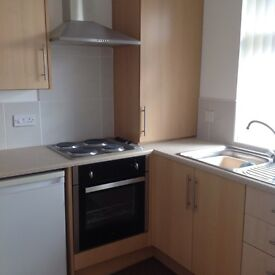 TWO BED FLAT CHEADLE HULME.(references needed)