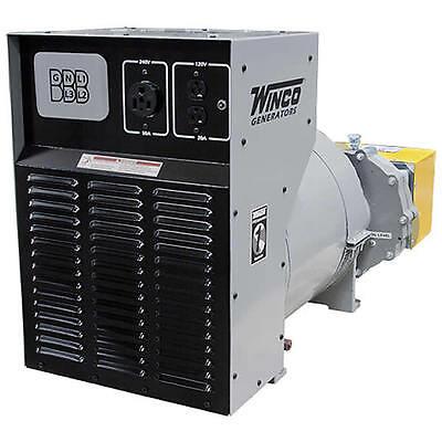 Winco 40ptoc-4 - 40 Kw Tractor-driven Pto Generator 3-phase 120208v