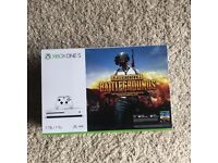Xbox one s 1tb new sealed