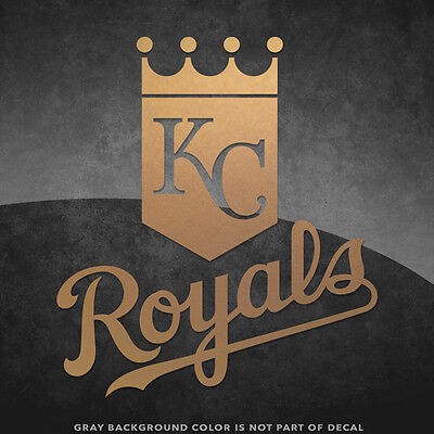 Kansas City Royals Vinyl Decal Sticker - 4