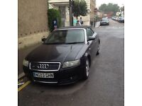 Audi S4/A4 Cabriolet 1.8 Turbo S Line
