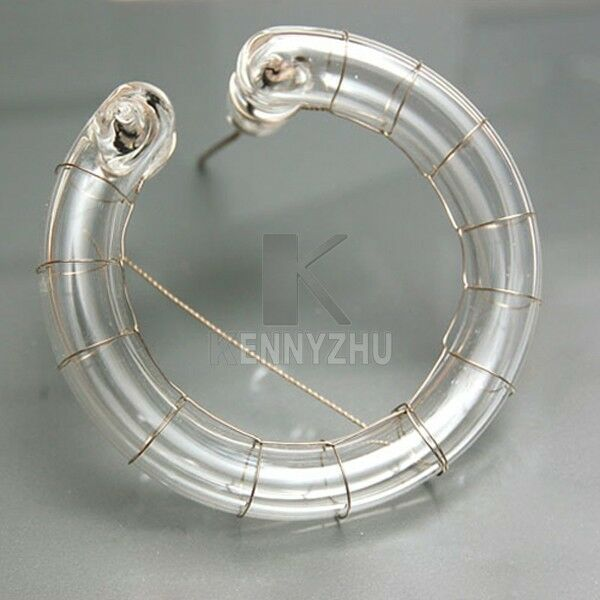 500W - 600W Flash Light Ring Tube Lamp Bulb 5500K  Flashtube For Flashlight