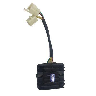 ATV / Quad HMParts Regler / Gleichrichter 5 Pin Loncin 250 ccm