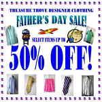 TREASURE TROVE DESIGNER CLOTHING