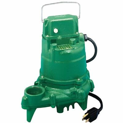 Zoeller N57 - 13 Hp All Cast Iron Submersible Sump Pump Non-automatic