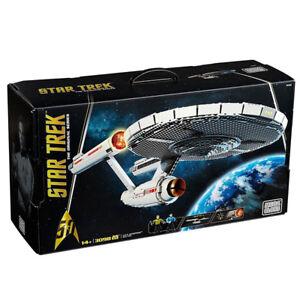 U.S.S. Enterprise NCC-1701 De Star Trek De Mega Bloks