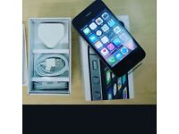 Iphone 4 black 32Gb unlocked excellent condition like new