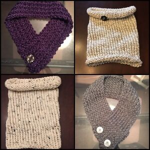 Handmade Scarves and Cowls