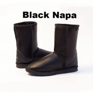 Brand New Black Napa Size 2 Ugg Boots Bentleigh East Glen Eira Area Preview