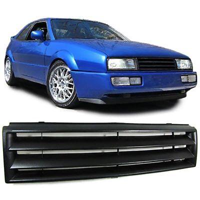 Original VW Corrado Kühlergrill Frontgrill Grill Schwarz VR6 G60 16V Turbo *NEU*
