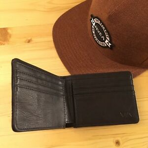 RVCA Hat and Wallet - Brand New