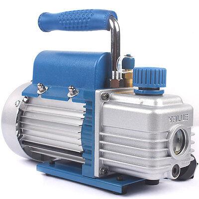 1 Stage Rotary Vane 220v 150w Vacuum Pump For Glue Dispenser Laminator Machine