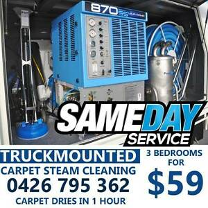 Truckmounted Carpet Cleaners Tarneit Wyndham Area Preview
