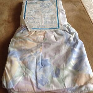 Double Bedding--2 Bedskirts - New