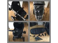 Quinny buzz 3 pushchair travel system SOLD