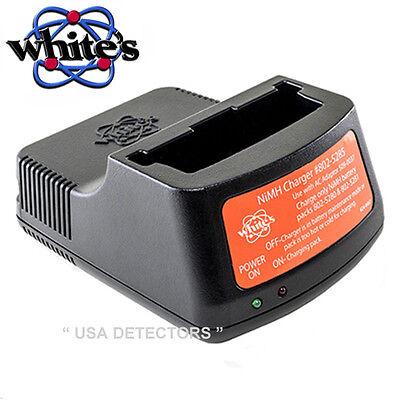 Whites Metal Detector NiMH CHARGER STAND For VX3, V3i, DFX, XLT, M6 802-5285
