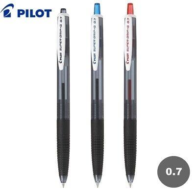 Pilot Super Grip G Ballpoint Pen 0.7mm (Color Select) ()