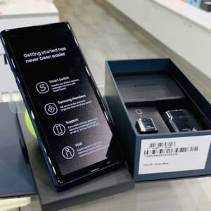NEW GALAXY NOTE 9 128GB OCEAN BLUE UNLOCKED TAX INV 2YRS WARRANTY Surfers Paradise Gold Coast City Preview