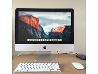 REDUCED PRICE!! Imac 21.5 bought Sep 2010 - upgraded to 12 GB ram