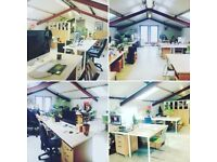 Desk Space, Shared Office, City Centre, All Bills Inc,