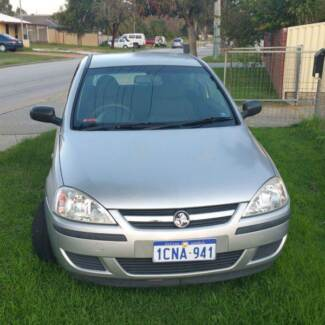 2005 Holden Barina Hatch 1.4 Manual Low KMs Private used Kenwick Gosnells Area Preview