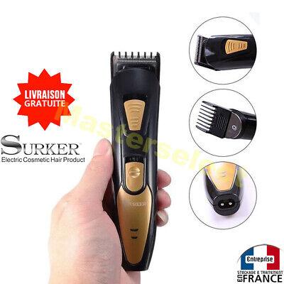 Mini tondeuse cheveux barbe finition rechargeable sur batterie sans fil
